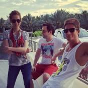 Sophia Abrahão viaja com Jonatas Faro para Miami: 'Vista maravilhosa'