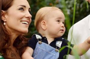 Filho de Kate Middleton, príncipe George ganha 4 mil presentes de aniversário