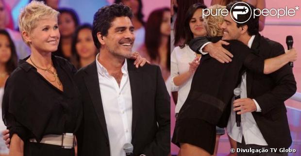 Xuxa e Junno Andrade assumiram o namoro no fim de janeiro deste ano. Os dois devem curtir o Carnaval no Rio juntinhos em camarote da Sapucaí