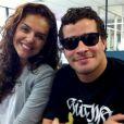 Thiago Martins e Paloma Bernardi vão passar a folia junto