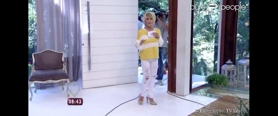 Ana Maria Braga surpreende telespectadores com briga no 'Mais Você'