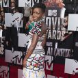 Lupita Nyong'o foi a vencedora do Oscar de Melhor Atriz Coadjuvante por sua atuação em '12 Anos de Escravidão'