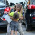 Carolina Dieckmann: 'Amo profundamente meus filhos e tento acertar todo dia'