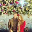 O casal passou o Natal de 2012 nos Estados Unidos