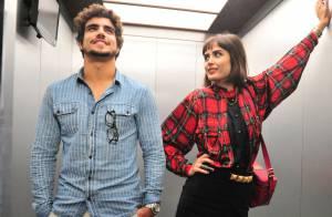 Caio Castro e Maria Casadevall voltam a protagonizar cenas quentes em seriado