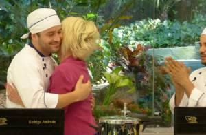 Rodrigo Andrade é o terceiro eliminado do reality show 'Super Chef Celebridades'