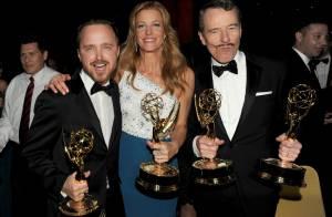 Emmy 2014: 'Breaking Bad' leva cinco prêmios e Robin Williams é homenageado