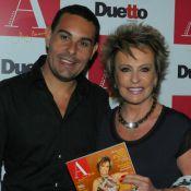Ana Maria Braga pede para 'Fantástico' divulgar show produzido por seu ex-marido