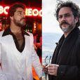 Junno Andrade declara sobre visual barbudo: 'Estou me sentindo o Alexandre Nero'