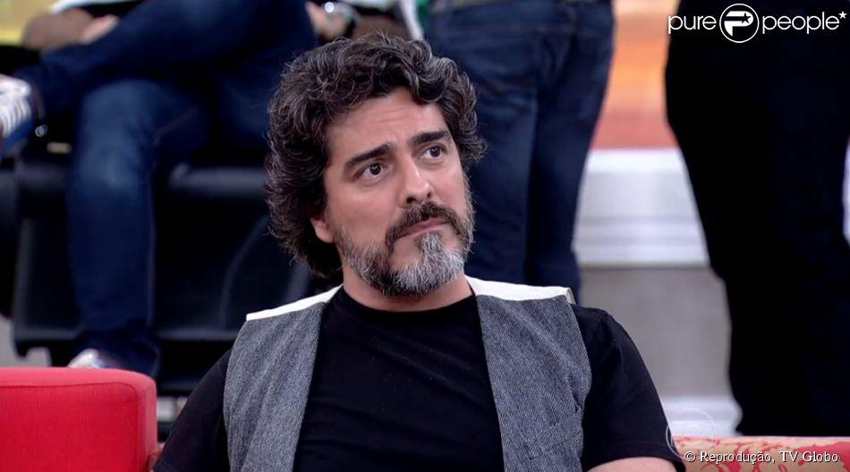 Junno Andrade participa do programa 'Encontro com Fátima Bernardes' em 1º de setembro de 2014