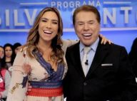 Patricia Abravanel fala sobre polêmicas do pai, Silvio Santos: 'Fico nervosa'