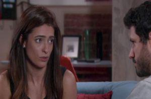 'As Aventuras de Poliana': Marcelo diz a Luísa que precisa ficar com Débora