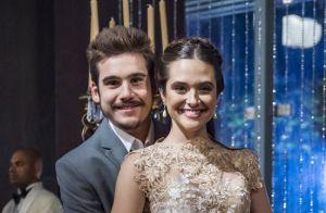 'O Tempo Não Para': Agustina proíbe sexo e Marocas e Samuca apressam casamento
