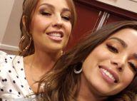 Em LAS, Anitta encontra Thalía, dubla e dança hit de sucesso da mexicana. Vídeo!