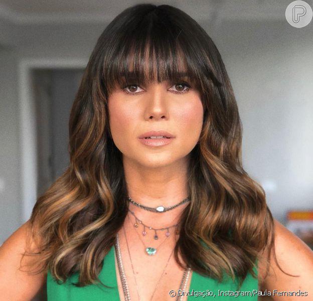 Paula Fernandes relata tentativa de suicídio no começo da carreira em entrevista ao 'Fofocalizando' nesta quinta-feira, dia 15 de novembro de 2018