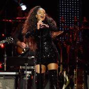 Iza vibra por apresentação no Grammy Latino: 'Sou só gratidão'. Fotos!