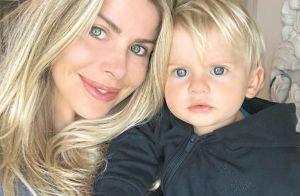 Karina Bacchi cobra cachê de R$ 30 mil por presença em evento com filho, Enrico