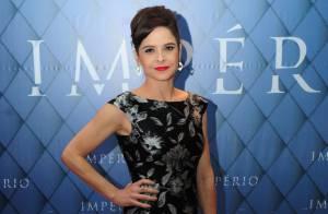 Drica Moraes, vilã da novela 'Império', brinca: 'Estou bem para minha idade'