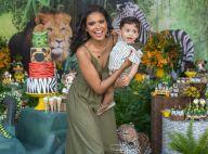Safari do Mickey! Veja fotos da festa de 1 ano de Bernardo, filho de Aline Dias