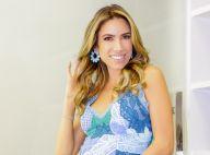 Filha de Patricia Abravanel chama atenção em jantar da família: 'Pitoquinha'