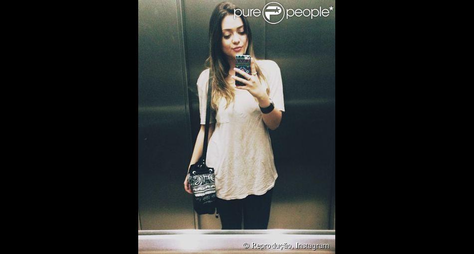 Polliana Aleixo emagrece dez quilos: 'Eu comia brigadeiro à meia-noite! Agora voltei a me exercitar' (5 de setembro de 2014)