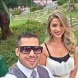 Yuri Fernandes e Angela Sousa namoravam há um ano e meio
