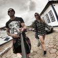 Yuri Fernandes estava preso desde a última sexta-feira acusado de agredir sua namorada, a bailarina do programa 'Domingão do Faustão' Ângela Sousa