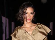 Bruna Marquezine afasta desejo de ficar loira: 'Meu cabelo não aguentaria'