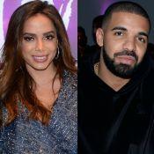 Anitta elege Drake como parceiro ideal em música no futuro: 'Seria um sonho'