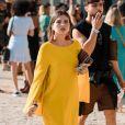As cores que você vai querer usar nesse verão! Amarelão no street style do São Paulo Fashion Week