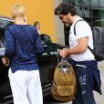 Junno Andrade tem dado total apoio à Xuxa em problemas de doença com sua mãe, Alda Meneghel