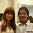 'Ele não me deu cantada nenhuma', afirmou Marina Ruy Barbosa sobre o cantor Roberto Carlos