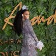 Confira os looks das famosas no British Fashion Awards 2018, realizado em Londres, nesta segunda-feira, 11 de dezembro