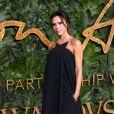 Victoria Beckham, de Victoria Beckham Verão 2019, para o  British Fashion Awards 2018, realizado em Londres, nesta segunda-feira, 10 de dezembro