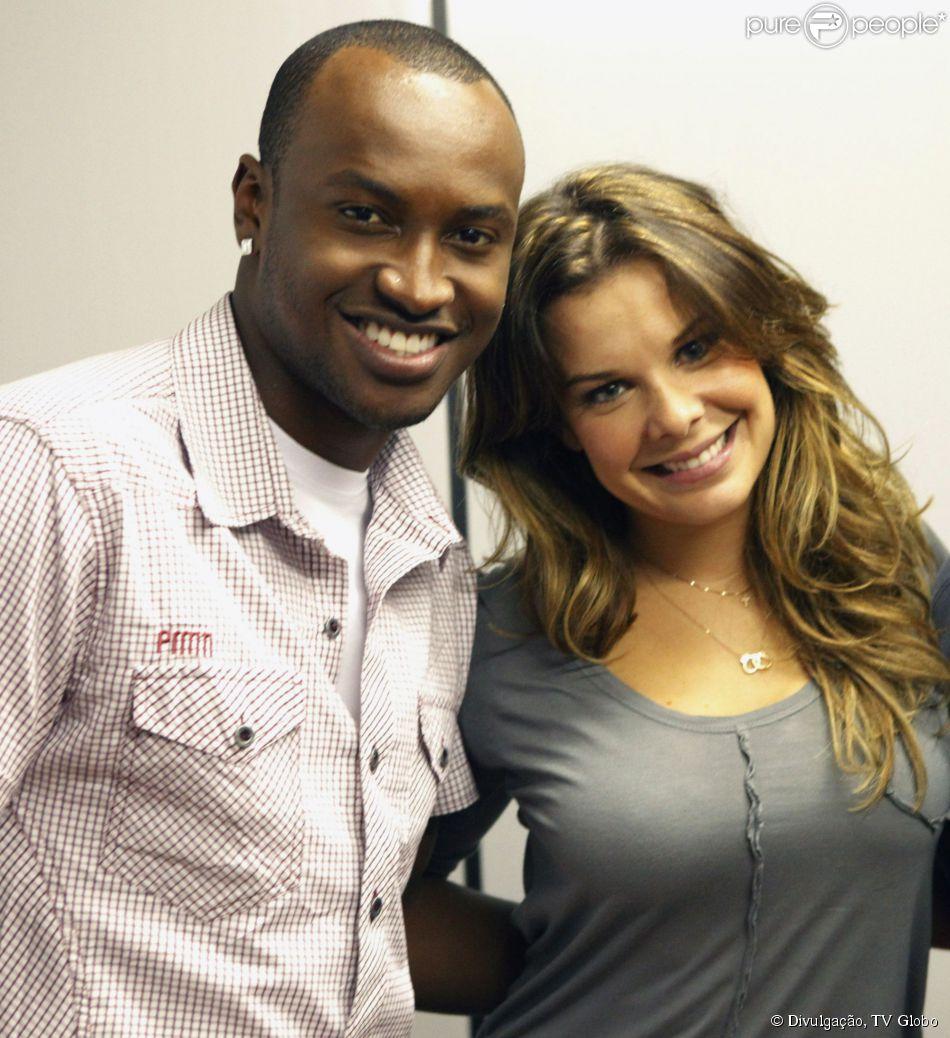 Fernanda Souza quer 'secar' para casamento com Thiaguinho. Confira sua dieta! (13 de setembro de 2014)