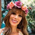 Ana Furtado  contou que está há três meses sem quimioterapia