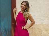 Carolina Dieckmann não dispensa refrigerante em alimentação: 'Um vício'