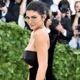 Kylie Jenner: exuberância