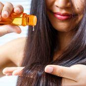 Óleos essenciais no cabelo! Especialista ensina truques para recuperar os fios
