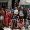 Anitta curte Natal na companhia da família no Rio de Janeiro
