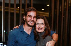 Fátima Bernardes destaca equilíbrio em namoro: 'Conversa para não dar 'treta''