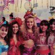Quando Angélica começou no 'Clube da Criança', na Manchete, em 1989, recebeu a companhia de assistentes de palco, que foram chamadas de Angelicats