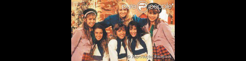 Angelicats fizeram sucesso nos anos 1990 ao lado de Angélica, entre elas Giovanna Antonelli. Saiba por onde elas andam!