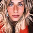 Giovanna Ewbank é adepta das sardas falsas na maquiagem