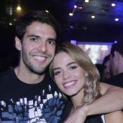 Kaká e a modelo Carol Dias ficam noivos: 'Me fez o homem mais feliz da terra!'