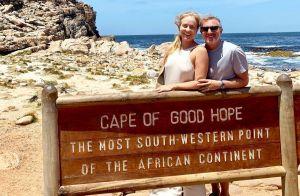 Angélica e Luciano Huck passam férias na África do Sul: 'Dando valor'