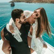 DJ Alok e Romana Novais se casam ao nascer do sol nos pés do Cristo Redentor