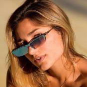Sasha Meneghel estrela ensaio e é elogiada na web: 'Surra de beleza'. Fotos!