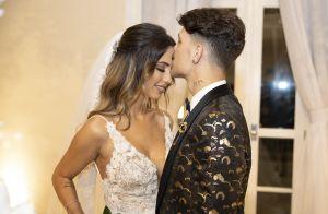 Luxo e emoção dos noivos: tudo sobre o casamento de Gabi Brandt e Saulo Poncio