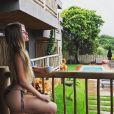 Luísa Sonza prefere biquínis à body